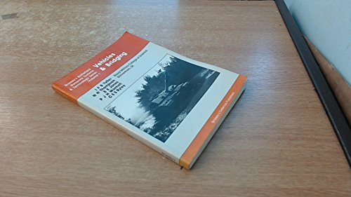 9780080283234: Vehicles and Bridging (Battlefield Weapons Systems and Technology, Vol 1)