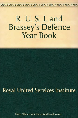 9780080283463: Rusi & Brassey's Defence Yearbook 1983