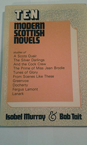 9780080284934: Ten Modern Scottish Novels