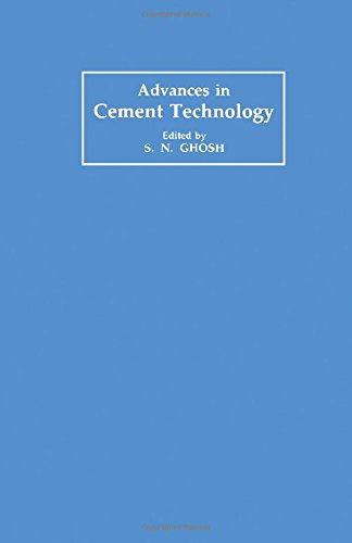 Advances in Cement Technology: Critical Reviews & Case Studies on Manufacturing, Quality ...