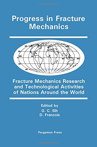 9780080286914: Progress in Fracture Mechanics: Fracture Mechanics Research and Technological Activities of Nations Around the World (International Series on the Strength and Fracture of Materials and Structures)