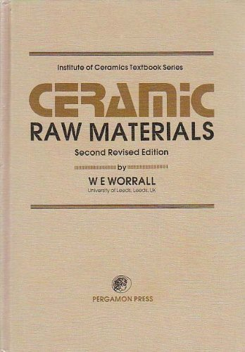 9780080287102: Ceramic Raw Materials (Pergamon international library of science, technology, engineering, and social studies)