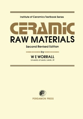 9780080287119: Ceramic Raw Materials: Institute of Ceramics Textbook Series, Second Revised Edition