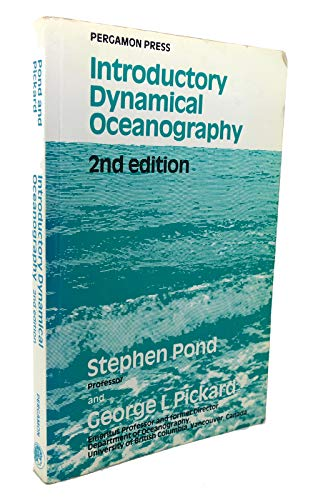 9780080287287: Introductory Dynamical Oceanography (Pergamon International Library of Science, Technology, Engineering and Social Studies)