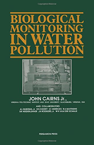 9780080287300: Biological Monitoring in Water Pollution