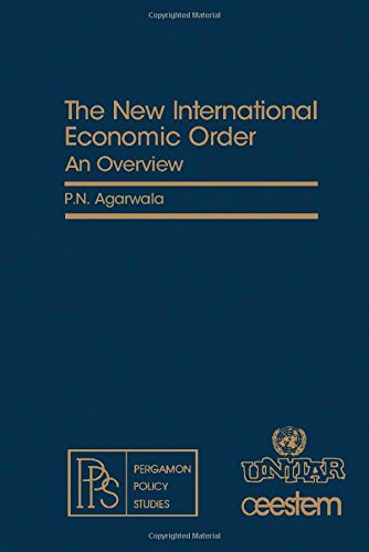 9780080288239: New International Economic Order: An Overview (Pergamon policy studies on the new international economic order)