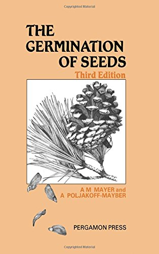 9780080288543: Germination of Seeds (Pergamon international library of science, technology, engineering, and social studies)