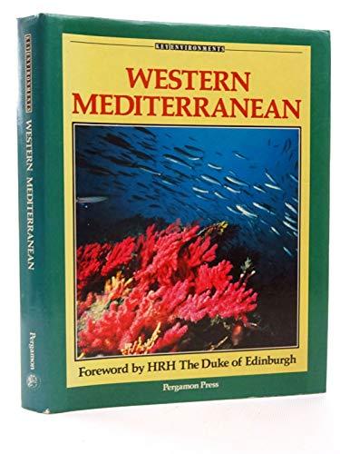 9780080288703: Western Mediterranean (Key Environments)
