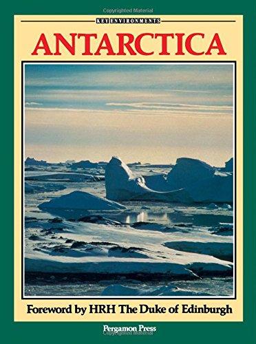 9780080288819: Antarctica (Key Environments)