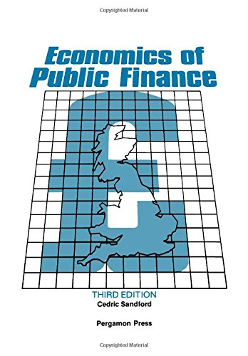9780080289359: Economics of Public Finance (Pergamon international library)