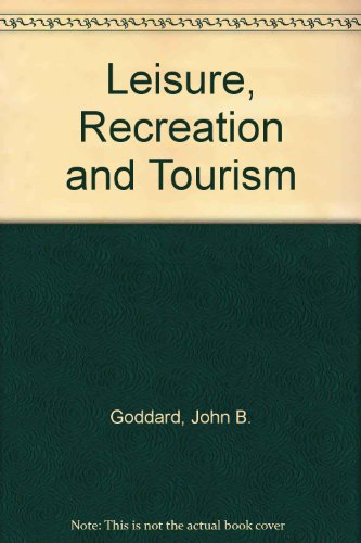 9780080289458: Theme Issue: Leisure, Recreation and Tourism