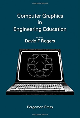 9780080289496: Computer Graphics in Engineering Education (Computers and Education,)