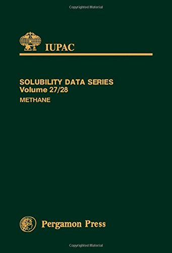 9780080292007: Methane (Solubility Data Series, Vol. 27-28)