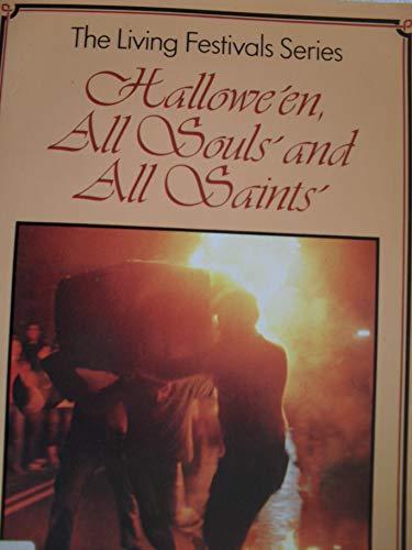9780080292816: Hallowe'en, All Souls' and All Saints' (Living Festivals)