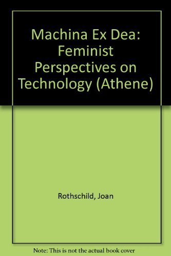 9780080294032: Machina Ex Dea: Feminist Perspectives on Technology (Athene)