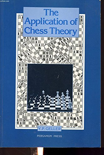 9780080297385: Application of Chess Theory (Russian Chess)