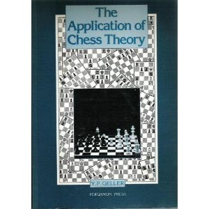 9780080297385: The Application of Chess Theory (Russian Chess)
