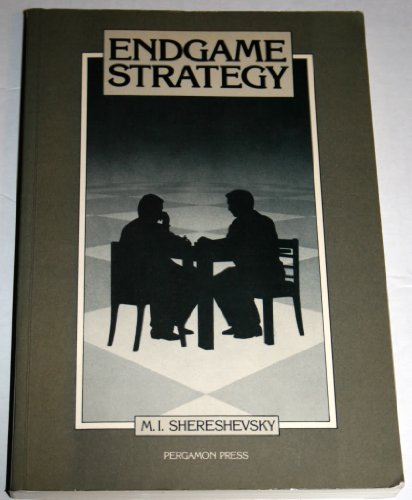 9780080297453: Endgame Strategy (Russian Chess)