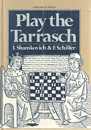 9780080297484: Play the Tarrasch (Pergamon Chess Openings)