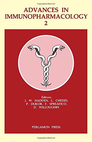 9780080297750: Advances in Immunopharmacology, 2: Proceedings of the Second International Conference on Immunopharmacology, July 1982, Washington, USA