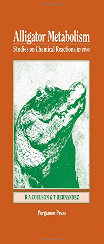 "9780080297767: Alligator metabolism: Studies on chemical reactions in vivo (""Comparative Biochemistry & Physiology"")"