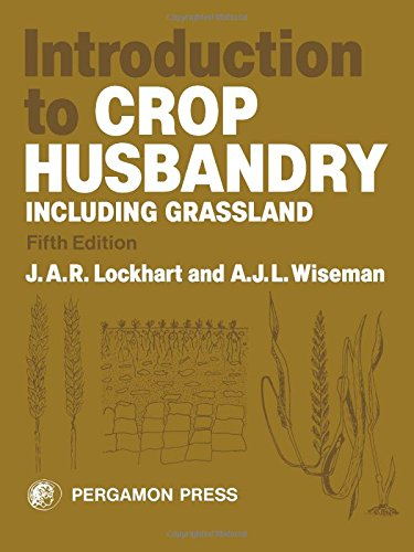 9780080297934: Introduction to Crop Husbandry (Pergamon international library)