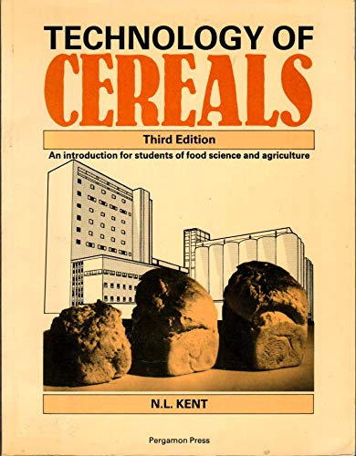 cereal science and technology pdf