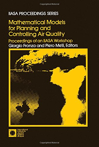 Mathematical Models for Planning and Controlling Air: Fronza, Giorgio, &