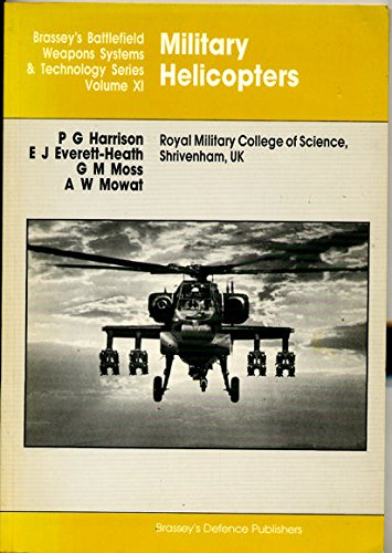 9780080299594: Military Helicopters (Battlefield Weapons Systems & Technology)