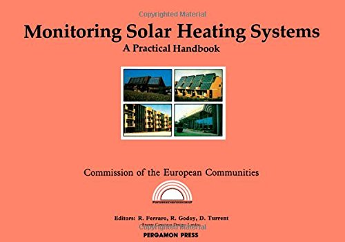 9780080299921: Monitoring Solar Heating Systems: A Practical Handbook (Commission of the European Communities//Symposium Series)