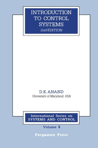 9780080300016: Introduction to Control Systems, Second Edition (International Series on Systems and Control)