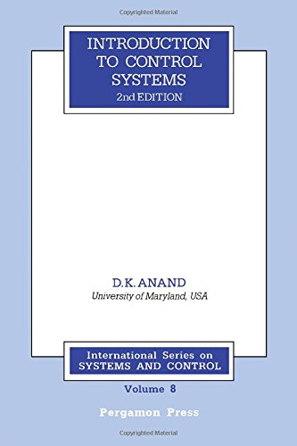 9780080300023: Introduction to Control Systems, Second Edition (International Series on Systems and Control)