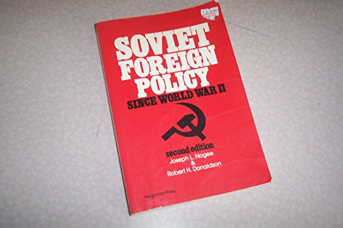 9780080301518: Soviet Foreign Policy Since World War II (Pergamon international library of science, technology, engineering, and social studies)