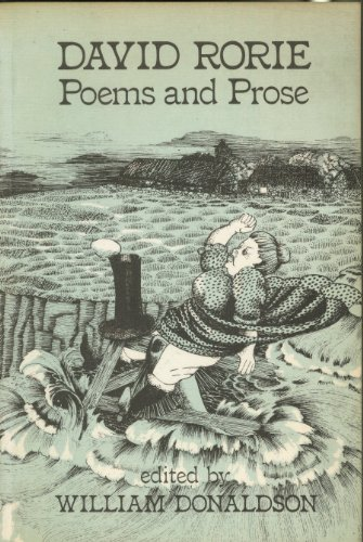 9780080303581: David Rorie Poems and Prose