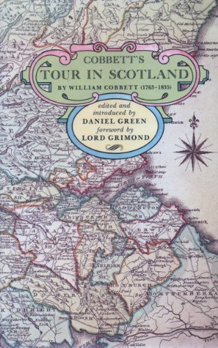 9780080303840: Cobbett's Tour in Scotland