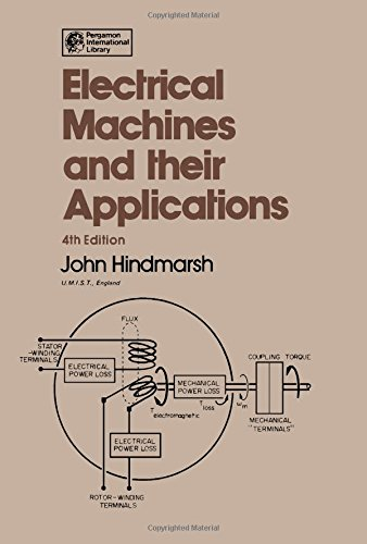 9780080305721: Electrical Machines and Their Applications (Pergamon International Library of Science, Technology, Engineering, and Social Studies)