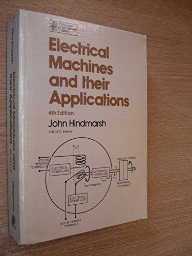 9780080305738: Electrical Machines and Their Applications (Pergamon International Library of Science, Technology, Engineering, and Social Studies)