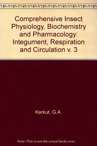 9780080308043: Comprehensive Insect Physiology, Biochemistry & Pharmacology : Volume 3