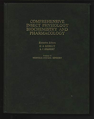 9780080308074: Comprehensive Insect Physiology, Biochemistry, and Pharmacology: Nervous System : Sensory