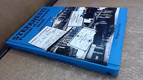 9780080308401: Stefanesti: Portrait of a Romanian Shtetl (English, Hebrew, Romanian and Yiddish Edition)