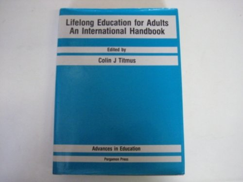 9780080308517: Lifelong Education for Adults