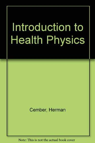 9780080309361: Introduction to Health Physics