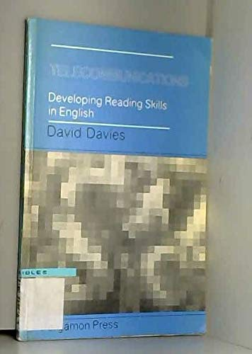 9780080310961: Telecommunications: Developing Reading Skills in English (Materials for Language Practice)