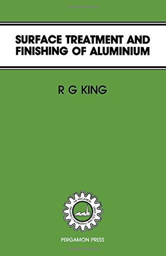 9780080311371: Surface Treatment and Finishing of Aluminium (Pergamon Materials Engineering Practice Series)