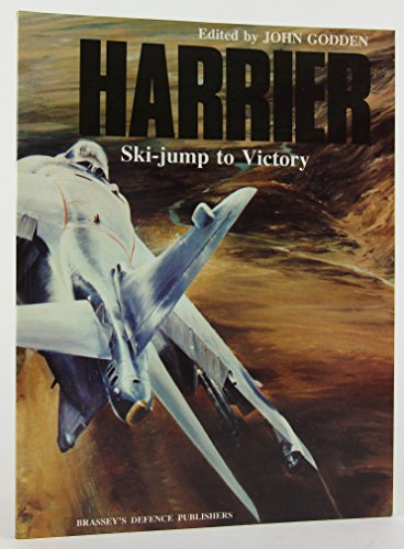 9780080311678: Harrier: Ski-jump to Victory