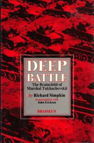 9780080311937: Deep Battle