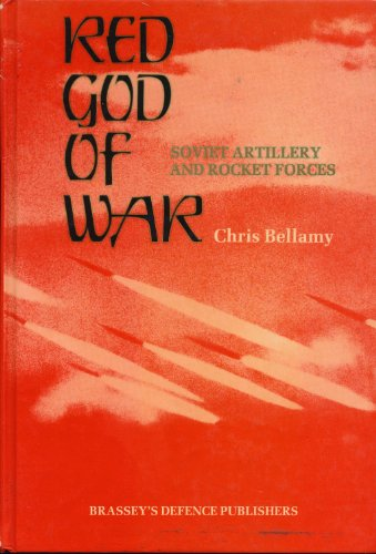 9780080312002: Red God of War: Soviet Artillery and Rocket Forces