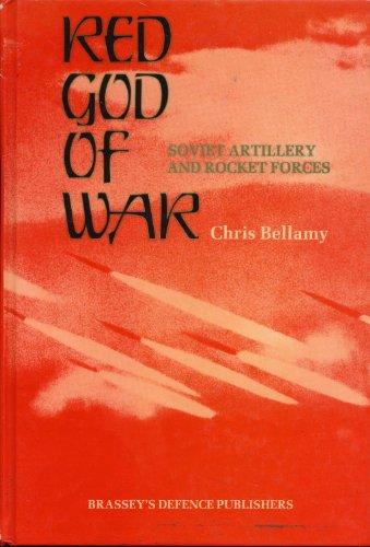 9780080312002: Red God of War: Soviet Artillery and Rocket Forces