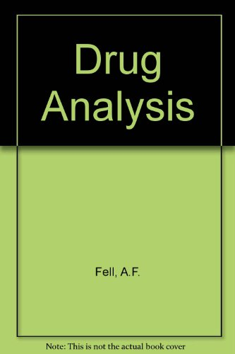 9780080314419: Drug Analysis: Keynote and Plenary Papers from the First International Symposium, June 1983, Brussels, Belgium