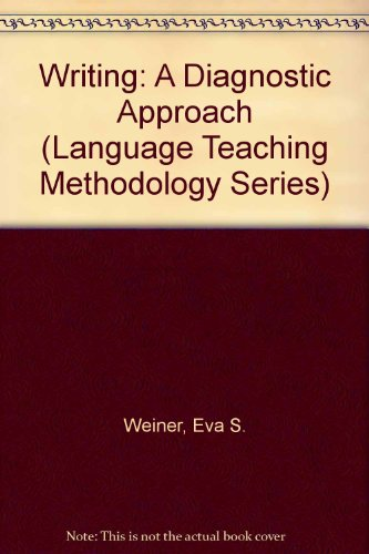 9780080315362: Writing: A Diagnostic Approach (Language Teaching Methodology Series)